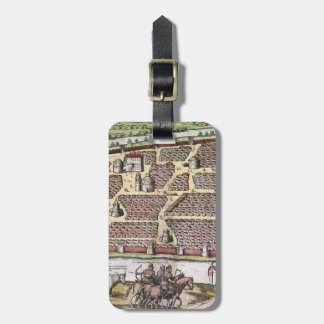 RUSSIA: MOSCOW, 1591 BAG TAG