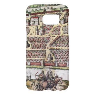 RUSSIA: MOSCOW, 1591 SAMSUNG GALAXY S7 CASE