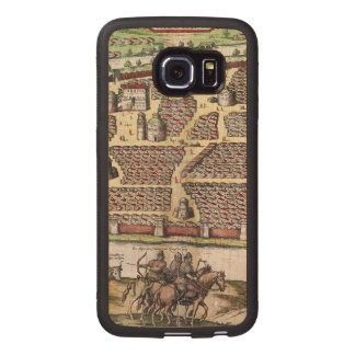 RUSSIA: MOSCOW, 1591 WOOD PHONE CASE