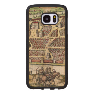 RUSSIA: MOSCOW, 1591 WOOD SAMSUNG GALAXY S7 EDGE CASE