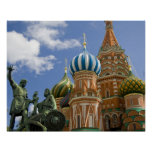 Russia, Moscow, Red Square. St. Basil's 3