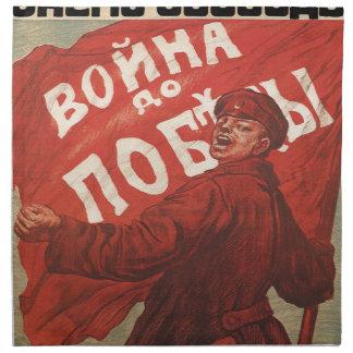 Russia Napkin