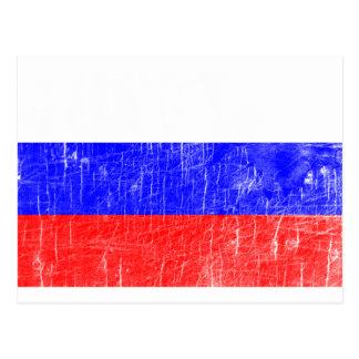 Russia Postcard