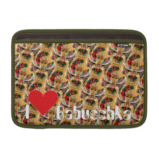 Russia - Russia babushka IPad bag MacBook Sleeve