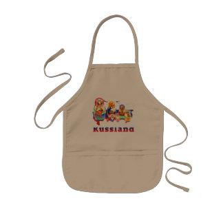 Russia - Russia babushka - Matrjoschka apron