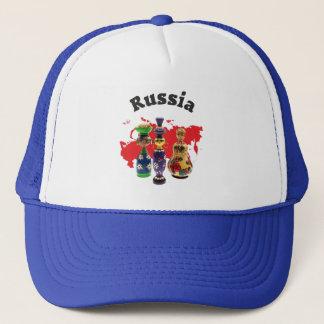 Russia - Russia babushka - Matrjoschka Cap