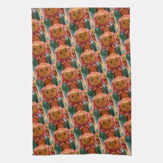 Russia - Russia babushka of table-ware cloths