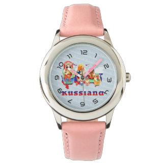 Russia - Russia clock Watch
