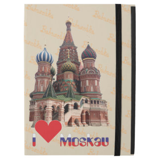 "Russia - Russia Moscow IPad covering iPad Pro 12.9"" Case"