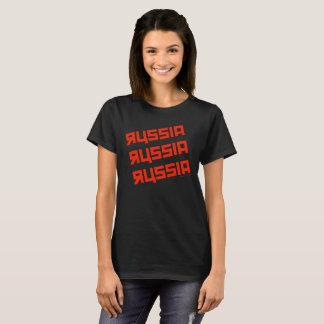 RUSSIA RUSSIA RUSSIA T-Shirt