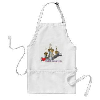 Russia - Russia St. Petersburg apron