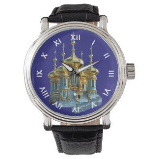 Russia - Russia St. Petersburg clock Watch