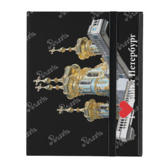 Russia - Russia St. Petersburg IPad covering iPad Folio Case