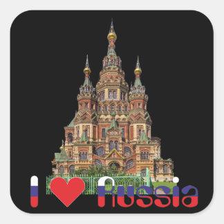 Russia - Russia sticker