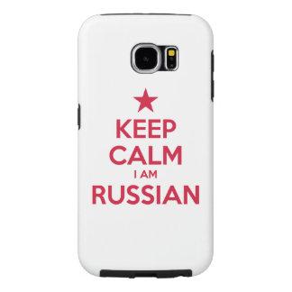 RUSSIA SAMSUNG GALAXY S6 CASE