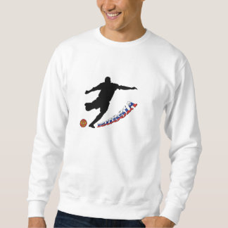 Russia Soccer Sweatshirt