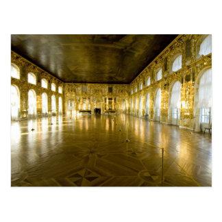 Russia, St. Petersburg, Catherine's Palace (aka 11 Postcard