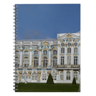 Russia, St. Petersburg, Catherine's Palace (aka 3 Notebook