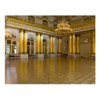 Russia, St. Petersburg, The Hermitage (aka 3 Postcard