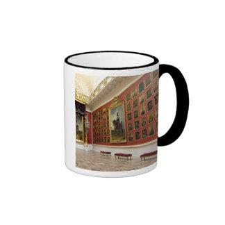 Russia, St. Petersburg, The Hermitage (aka 5 Ringer Coffee Mug