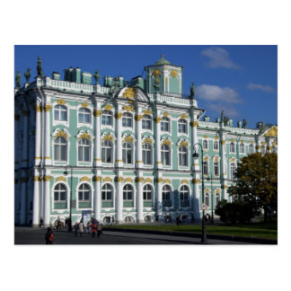 Russia, St. Petersburg, Winter Palace, The 2 Postcard