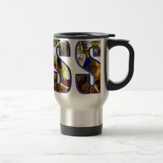 russia travel mug