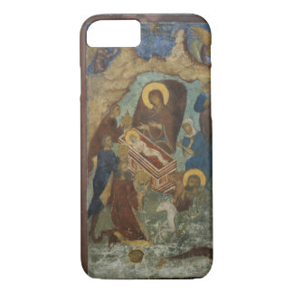 Russia, Yaroslavl, fresco in Cathedral of St. 2 iPhone 7 Case