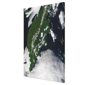 Russia�s Kamchatka Peninsula Gallery Wrapped Canvas