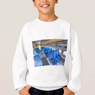 Russian Airliner Seating Sweatshirt