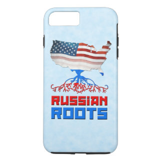Russian American Roots Phone Case