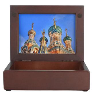 Russian Basilica Keepsake Box