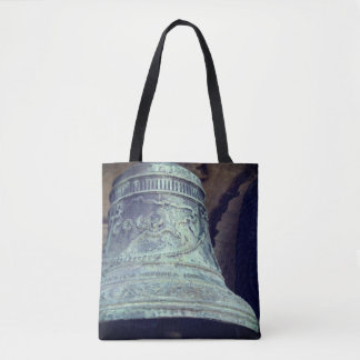 Russian Bell Photo Custom All-Over-Print Tote Bag