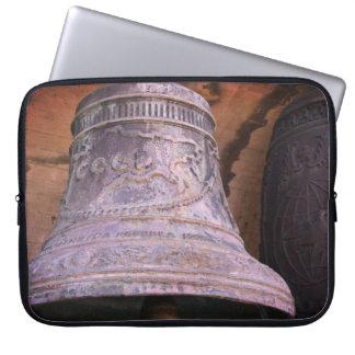 "Russian Bell Photo Neoprene Laptop Sleeve 15"""
