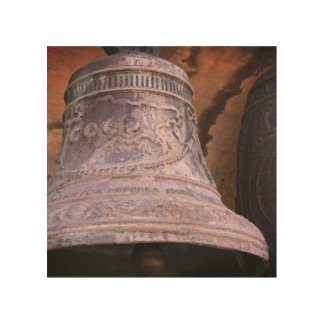 Russian Bell Photo Wood Wall Art