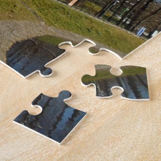 Russian birch tree puzzle