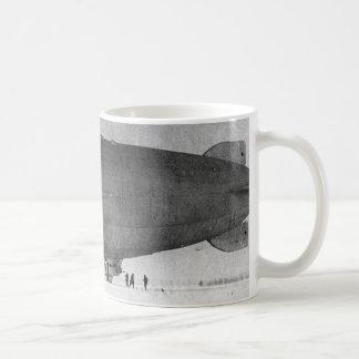 russian blimp coffee mug