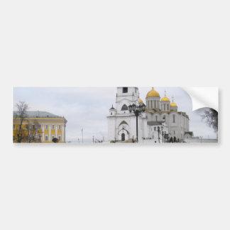 Russian Cathedral Bumper Sticker