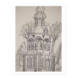 Russian Chapel Postcard