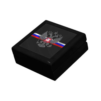 Russian Coat of arms Jewelry Boxes