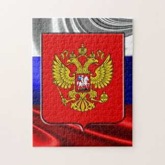 Russian Coat of arms Jigsaw Puzzle