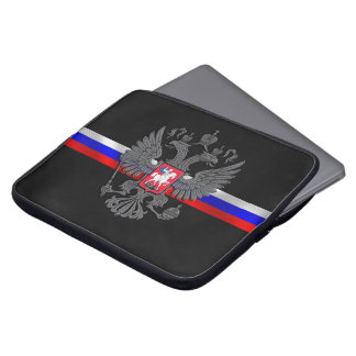 Russian Coat of arms Laptop Sleeve
