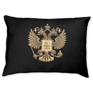 Russian Coat of arms Large Dog Bed