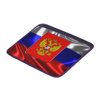 Russian Coat of arms MacBook Sleeve