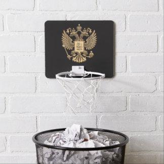 Russian Coat of arms Mini Basketball Hoop