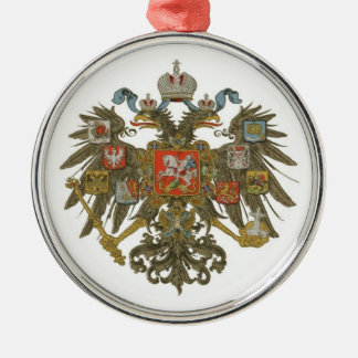 Russian Coat of Arms Ornament