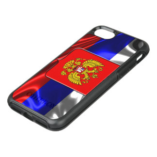 Russian Coat of arms OtterBox Symmetry iPhone 8/7 Case