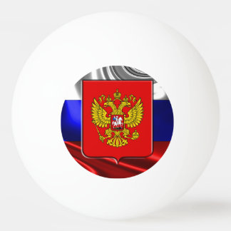 Russian Coat of arms Ping Pong Ball
