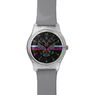 Russian Coat of arms Watch