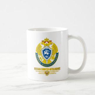 Russian Counter-Intelligence Coffee Mug