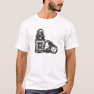 Russian Doll Death Inside T-Shirt